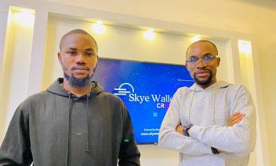 Skye Wallet founders, Olawale Ajayi and Bamidele Ajayi