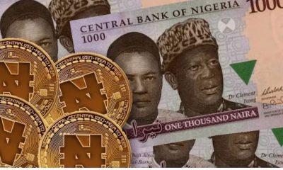 eNaira, CBN, Digital currency, naira