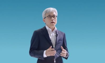 President and Head, Samsung Foundry Business, Choi Si-young