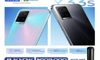 vivo unveils Y33s - the smartphone to Unlock More Fun